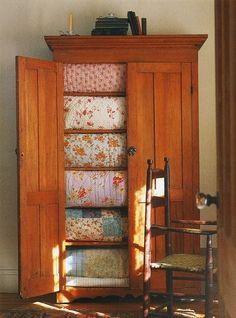 quilt closet