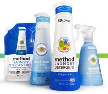 #Laundry #detergent sample from Method. Grab it for #FREE! Visit: http://freesamples.us/free-sample-of-method-laundry-detergent/