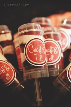 Four Words: Wedding Cake Push Pops. Huhwhaat?!