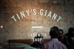 Tiny's Giant | New York