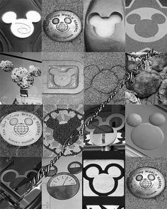 Hidden Mickey's  Walt Disney World Alphabet by MagicalExpressions, $20.00