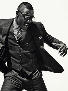 this man, idris elba, idriselba, suit, men fashion, october, magazin, fall styles, idri elba