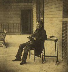 Henry Wadsworth Longfellow, circa 1859