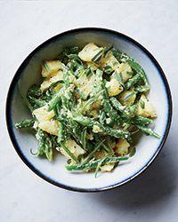 Potato-Green Bean Salad Recipe on Food & Wine