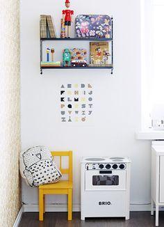 kitchen | kids room