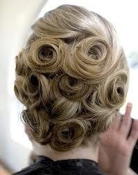 rose, pincurls, bridal hairstyles, pin curls, beauti, hair style, wedding hairstyles, updo, bridesmaid hairstyles