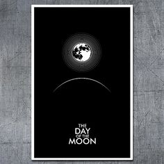 Doctor Who Poster The Day of the Moon  11x17 by ModernStylographer, $17.00
