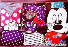 528. Simple Disney Things <3