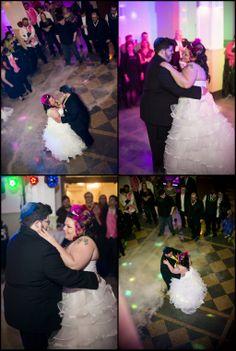 Seattle area wedding venue: Monte Cristo Ballroom in Everett, WA.  Photo credit: PS Photography & Video