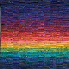 Rainbows of summer--Ann Brauer