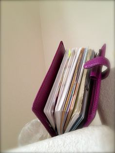 Flow (read 03/28/13 - amazing pictures - she literally takes you through the entire filofax and all that she has in there - ThT)