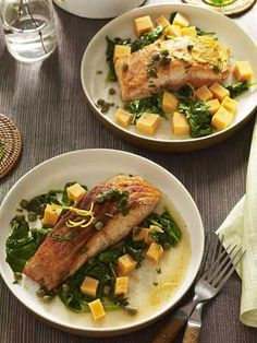 Salmon Recipes – Easy Recipes for Baked and Grilled Salmon - Good Housekeeping