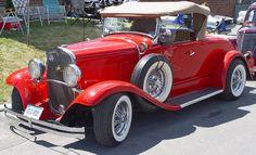 1930 DeSoto convertible