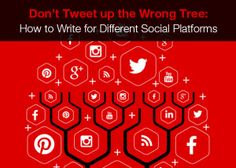 Don't Tweet up the Wrong Tree: How to Write for Different Social Platforms