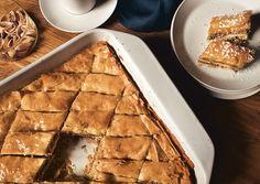 Baclava! #Homemade #Baclava #Pistachio #Orange #Cardamom #Dessert #Sweets