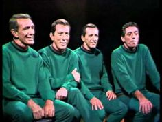 ANDY WILLIAMS__ AND HIS BROTHERS -CHRISTMAS-
