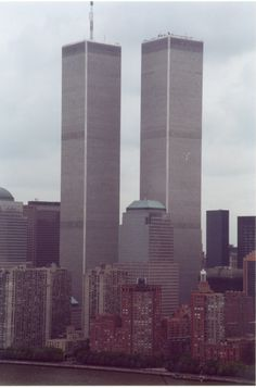 World Trade Center, New York City, New York