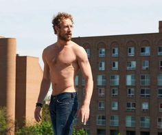 It's official. I'm in love with a werewolf. Kris Holden-Ried as Dyson (Lost Girl)