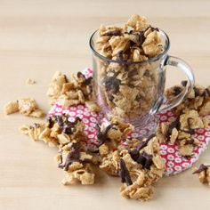 Caramel deLite Chex Mix (this is the best Girl Scout-inspired recipe I've ever had)