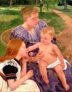 The Family...Mary Cassatt