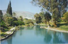 Nir David, Israel - the most beautiful Kibutz in the world