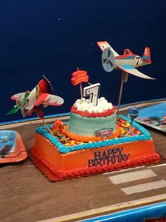 disney planes cake ideas - photo #9