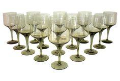 Orrefors  Rhapsody Red Wines, Set of 15 on OneKingsLane.com