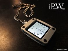 iPocketWatch for the iPod Nano.