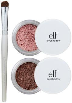 e.l.f. Mineral Eyeshadow Set, Romantics