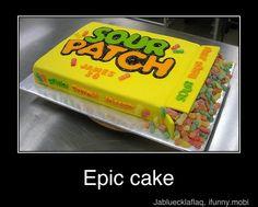 oh my gosh...dream cake.