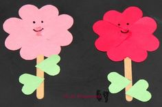 Heart Flowers ~ Putti's World-kids-activities