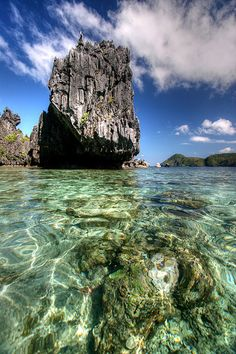 Palawan, Philippines  http://www.lonelyplanet.com/philippines/palawan