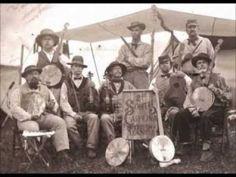 2nd South Carolina String Band - Ol' Dan Tucker
