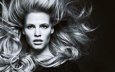 Lara Stone for Madame Figaro October 2013
