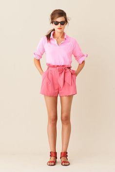 J. Crew, I want those shorts!!!