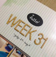 week 31 title by Mye De Leon