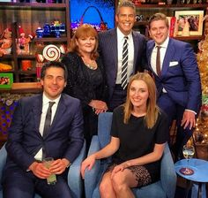 Video: Downton Abbey Cast Chat with Andy Cohen on Bravo's 'Watch What Happens Live'