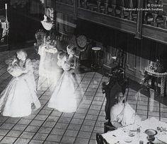 Haunted Mansion ~ Ballroom dancers