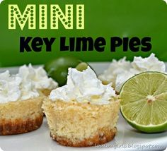 Mini-Key-Lime-Pies #