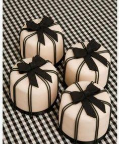 Mini bolos decorados !