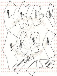 Blusas, vestidos, http://elrinconfofuchero.blogspot.com.es/search/label/Accesorios%3AVestidos%20y%20polleras