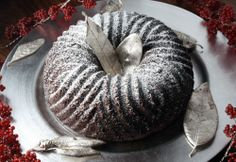 Chocolate Gingerbread Bundt Cake