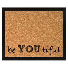 Be You Tiful Corkboard
