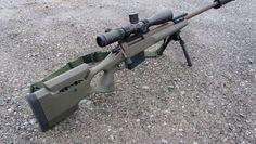 Building a Custom Precision Rifle – Part 3