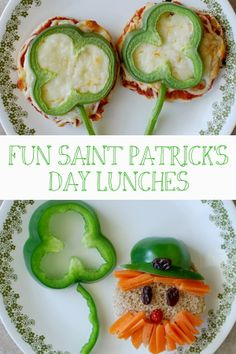 St. Patrick's Day Lunches