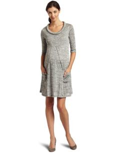NOM Women`s Maternity Lola Dress $94.99