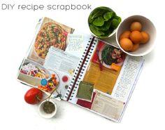 Recipe Scrapbook   Squirrelly Minds