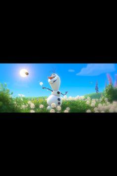 ⛄❄ #Frozen #Olaf