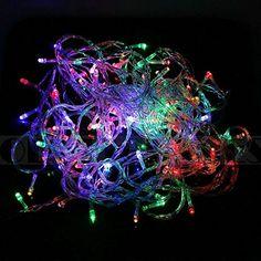 2014 E Goal 10M 100 LED String Fairy Light