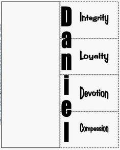 Characteristics of Daniel Foldable